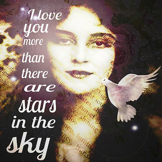 More than stars by Suzanne  Carter