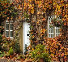 Alport Village Cottage by John Dunbar