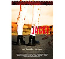 The Jacket - Poster Photographic Print