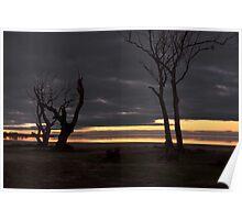 Lake Hindmarsh Poster