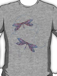 flying dragonflies T-Shirt