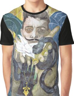 Dorian Pavus Romance Tarot Graphic T-Shirt