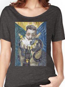 Dorian Pavus Romance Tarot Women's Relaxed Fit T-Shirt