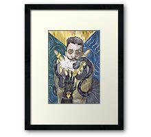 Dorian Pavus Romance Tarot Framed Print