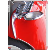 1957 Chevrolet Corvette iPad Case/Skin