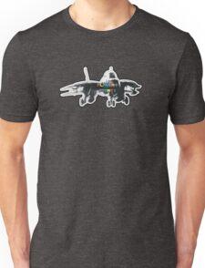 War Games 8Bit Graphics Unisex T-Shirt