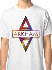 Batman Arkham Splash Color Classic T-Shirt