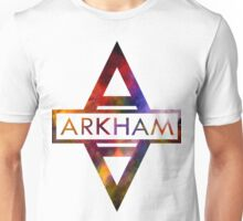 Batman Arkham Splash Color Unisex T-Shirt