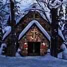 Little Stone Church by Kathy Weaver