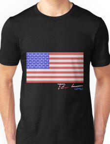 Ron Hedges - 30-06 Bullet Flag Unisex T-Shirt