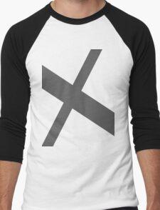 Vector gr'A Men's Baseball ¾ T-Shirt