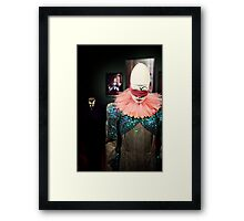 Blindfolded, Framed Print