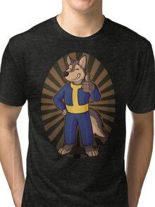 Animal - Vault Dog Tri-blend T-Shirt