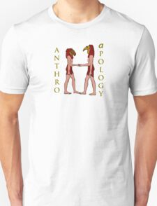 An Anthro Apology Greeting T-Shirt