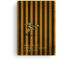 Chris Chilton - Hull City Canvas Print