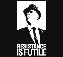 Resistance is Futile Kids Clothes