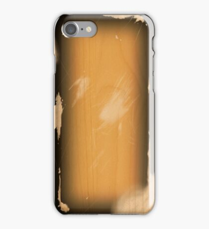Sunburst on Alder iPhone Case/Skin