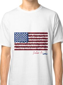 Ron Hedges - Peace, Love, & Happiness Classic T-Shirt