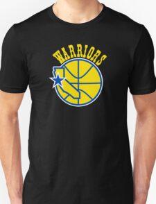 GOLDEN STATE WARRIORS BASKETBALL RETRO T-Shirt