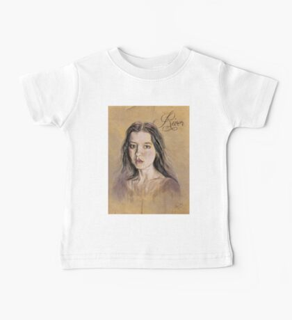 River Baby Tee