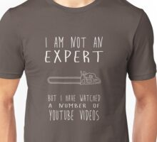 Expert (Dark colors) Unisex T-Shirt