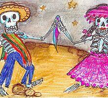 Day of the Dead by Elvirita