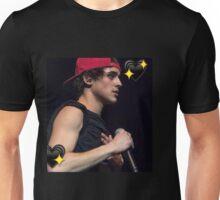 Jack Gilinsky Black Heart Unisex T-Shirt