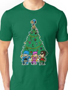 Gotham City Christmas Unisex T-Shirt