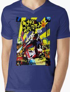 Oriental Dead Mens V-Neck T-Shirt