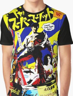 Oriental Dead Graphic T-Shirt