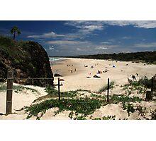 Dreamtime Beach Photographic Print