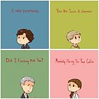 Sherlock Demotivationals by dbrloveless