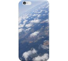 Photo of sky from airplane iPhone Case/Skin