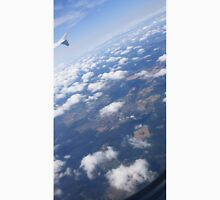 Photo of sky from airplane T-Shirt