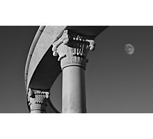 Grecian Moon Photographic Print