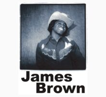James Brown by jwzook