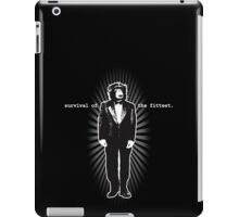 Survival of the Fittest. iPad Case/Skin