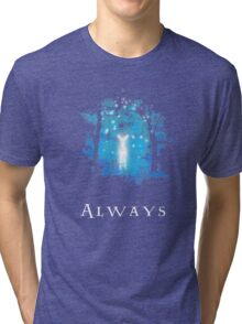 Snape's Patronus Tri-blend T-Shirt