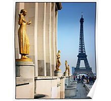 The Eiffel Tower, 1 Poster