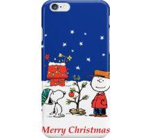 Charlie Christmas Tree iPhone Case/Skin