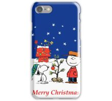 Charlie Christmas Tree iPhone Case/Skin