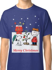 Charlie Christmas Tree Classic T-Shirt