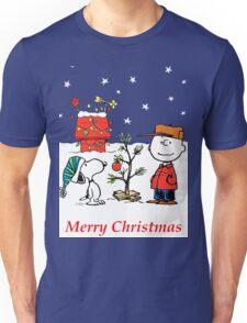 Charlie Christmas Tree Unisex T-Shirt