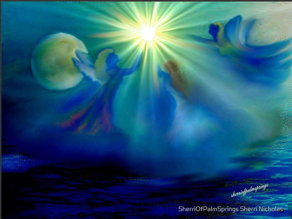 ANGELS OF HEALING by Sherri Palm Springs  Nicholas