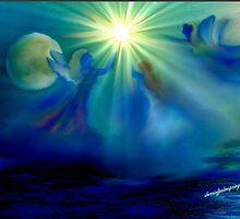 ANGELS OF HEALING by Sherri     Nicholas