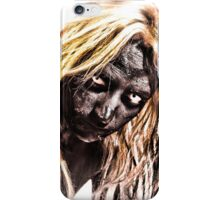 She Beast by Aquinas iPhone Case/Skin