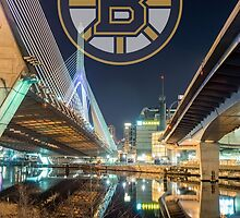 Bruins over Boston by D1224M