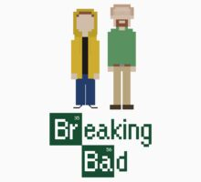 Breaking Bad 8-Bit by Evelyn Gonzalez