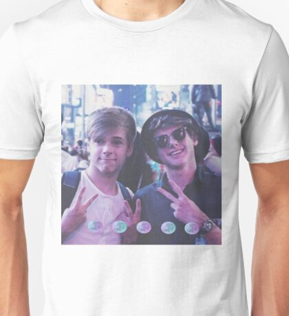 Luke and Mikey Moons Unisex T-Shirt