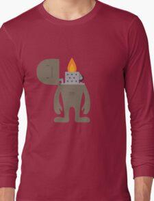 ZippoDeki Long Sleeve T-Shirt